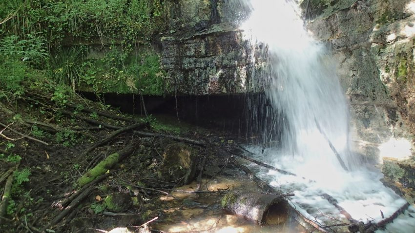 20160515_183122_Castelnau de Mesmes_Prospection_La cascade